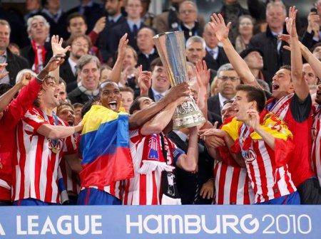 El Atlético de Madrid ha ganado la primera Europa League