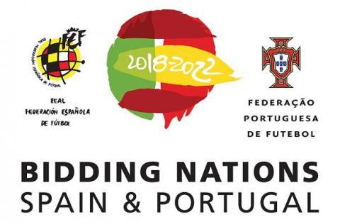 Logotipo de la Candidatura Iberica
