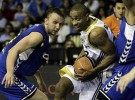 Liga ACB: el Real Madrid gana en la pista de Cajasol y fuerza el tercer partido
