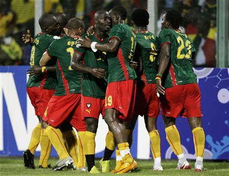 Mundial de Sudáfrica: lista de convocados de Camerún