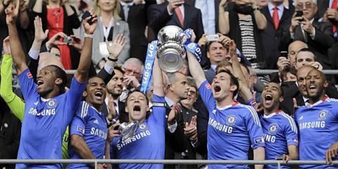 Chelsea Campeon de la FA Cup 2010