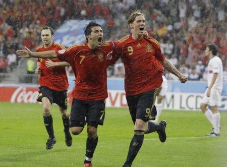 España volverá al Tivoli Neu, el estadio donde goleó a Rusia en la Eurocopa de 2008
