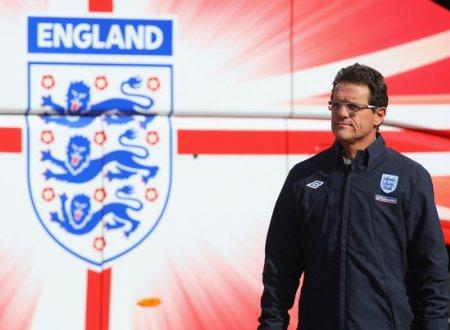 El seleccionador de Inglaterra Fabio Capello ya tiene sus 30 preseleccionados para el Mundial de Sudáfrica