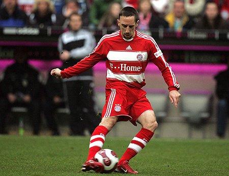 Ribery no se marchará del Bayern Munich