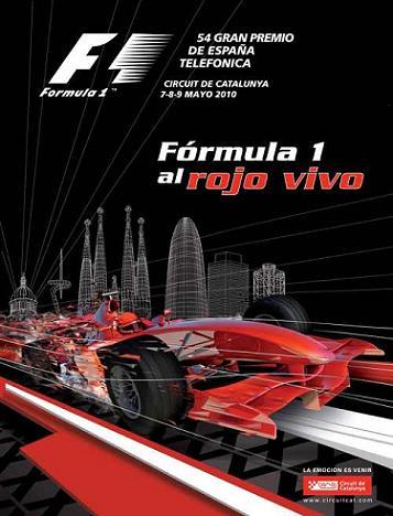 GP España Formula 1
