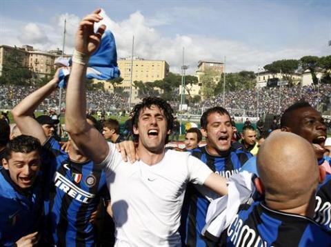 Inter de Milan gana el Scudetto
