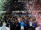 El Inter de Milán ganó la Copa de Italia tras imponerse a la Roma