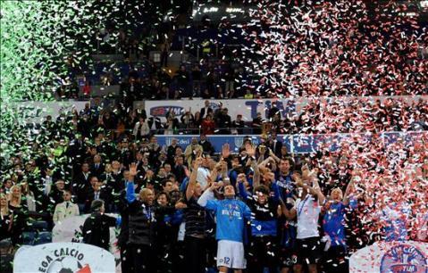 Inter de Milan, campeon de la Copa de Italia