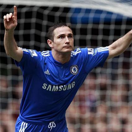 Lampard sello la victoria del Chelsea