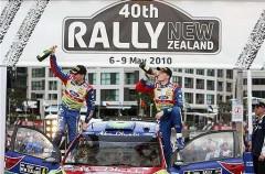 Rally de Nueva Zelanda: Latvala gana seguido por Ogier y Loeb en una accidentada última jornada