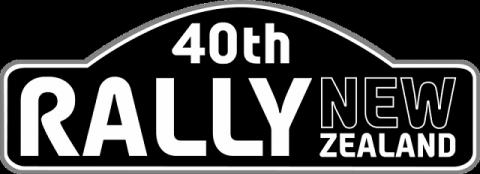 Logotipo del Rally de Nueva Zelanda