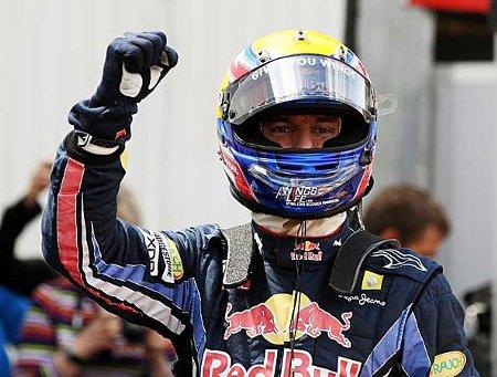 Mark Webber logró en Turquía la cuarta pole position de la temporada