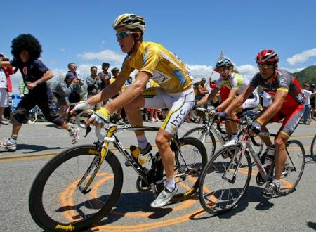 El ciclista del Columbia Michael Rogers ha ganado la quinta edición del Tour de California