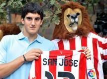 El Athletic se hace con Mikel San José en propiedad