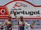 Rally de Portugal: Ogier consigue su primer triunfo, Loeb es segundo y Dani Sordo sube al podium