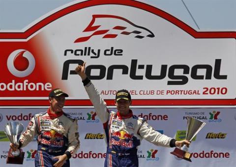 Ogier gana el Rally de Portugal