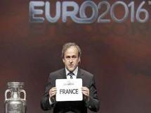 Francia organizará la Eurocopa 2016