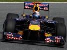 GP de España de Fórmula 1: los Red Bull de Vettel y Webber dominan en los entrenamientos libres