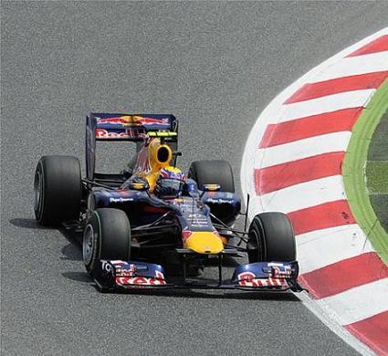 GP de España de Fórmula 1: Mark Webber se lleva el triunfo seguido por Fernando Alonso y Sebastian Vettel