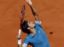 Roland Garros 2010: Federer, Djokovic y Berdych avanzan, Feliciano López se despide