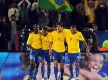 Mundial de Sudáfrica: lista definitiva de convocados de Brasil