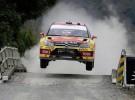 Rally de Nueva Zelanda: Petter Solberg líder tras la primera jornada en la que Loeb sufrió un percance