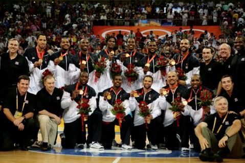 EEUU se hizo con el oro en los JJOO de Pekín