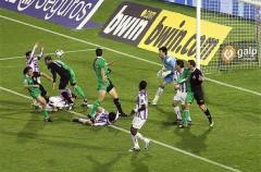 Liga Española 2009/10 1ª División: Xerez, Tenerife, Málaga, Racing y Valladolid se jugarán el descenso en la última jornada