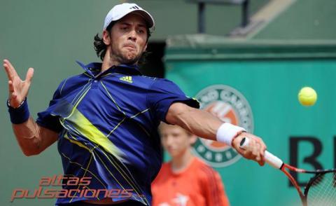 Verdasco avanza en Roland Garros