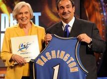NBA: los Wizards elegirán al número 1 del próximo draft