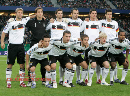 Mundial de Sudáfrica: lista de convocados de Alemania