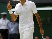 Wimbledon 2010: Federer remonta dos sets para vencer a Falla, Feliciano López y Albert Montañés también avanzan a segunda ronda