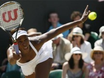 Wimbledon 2010: Las Williams, Clijsters y Li a cuartos de final, eliminadas Wozniacki, Henin, Sharapova y Jankovic