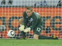 Mundial de Sudáfrica: Inglaterra cede un empate ante Estados Unidos por un error garrafal de su portero