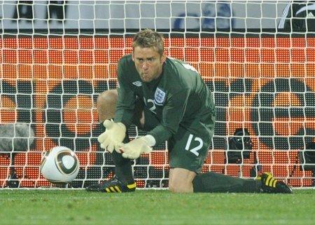El fallo del guardameta Green le ha costado el empate a Inglaterra frente a Estados Unidos