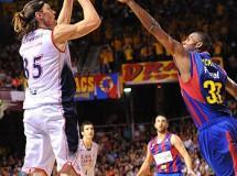 Final Liga ACB: el Caja Laboral vuelve a ganar al Barcelona en el Palau y pone la final en un increíble 0-2