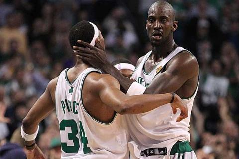 Final NBA: Boston Celtics gana el quinto a los Lakers y se coloca a un sólo triunfo del anillo