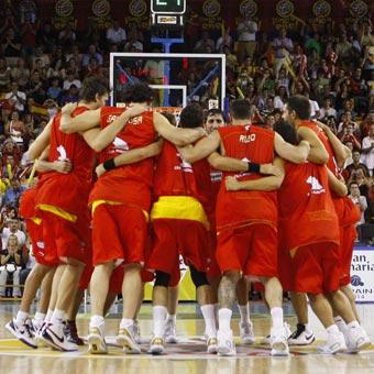 España ya tiene preseleccion para el proximo Mundobasket