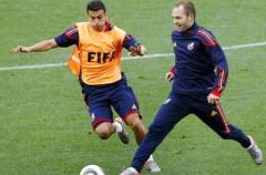 Mundial de Sudáfrica: España comienza su andadura ante Suiza a partir de las 16:00 horas