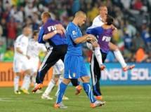 Mundial de Sudáfrica: Eslovaquia elimina a Italia y se clasifica por detrás de Paraguay