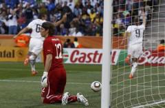 Mundial de Sudáfrica: Paraguay lidera el Grupo F tras el sorprendente empate entre Italia y Nueva Zelanda