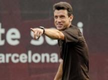 Unzué y Pablo Alfaro se estrenarán como entrenadores en la Liga Adelante
