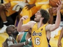 Final NBA: Boston Celtics gana en el Staples Center y empata a uno la serie ante los Lakers