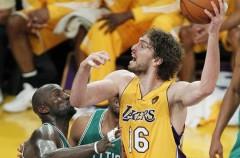 Final NBA: los Lakers ganan a Boston y habrá séptimo partido para decidir el campeón