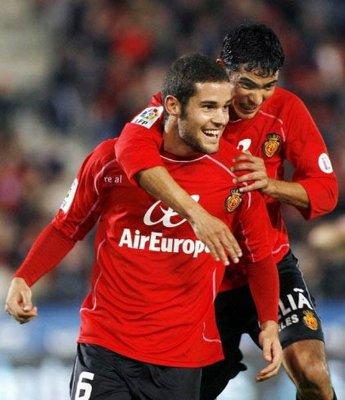 Mario Suárez cambia el Mallorca para jugar en el Atlético de Madrid