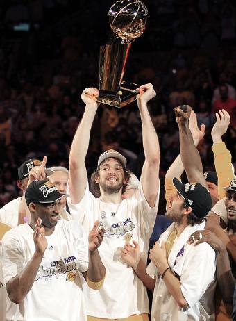 Final NBA: los Lakers ganan el séptimo partido y revalidan su título de Campeones de la NBA