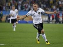 Mundial de Sudáfrica: Alemania goleó a Australia y lidera el Grupo D junto a Ghana, que ganó a Serbia