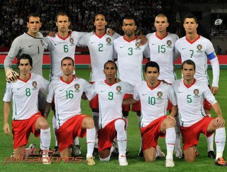 Mundial de Sudáfrica: lista de convocados de Portugal