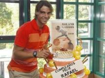Roland Garros 2010: la organización felicita a Rafa Nadal en el día de su cumpleaños
