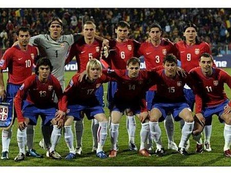 Mundial de Sudáfrica: lista de convocados de Serbia